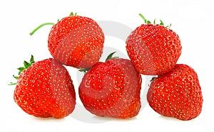 Fresh Strawberries Stock Image - Image: 5431131