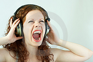 Pleasure Of A Sound Stock Image - Image: 5443731