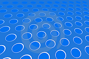 Blue Hole Pattern Stock Images - Image: 5450744