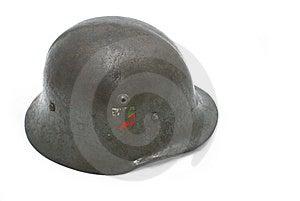 Bulgarian Battle Helmet. Stock Photos - Image: 5451103