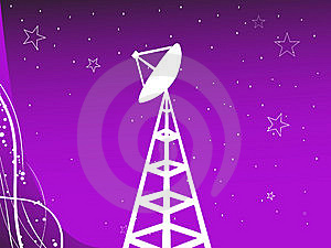 Antenna  Tower Stock Photos - Image: 5452373