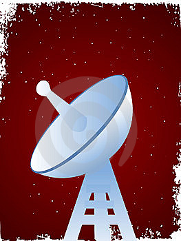 Dish Antenna Stock Photos - Image: 5452413