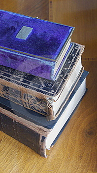 Ancient Books Stock Image - Image: 5457751