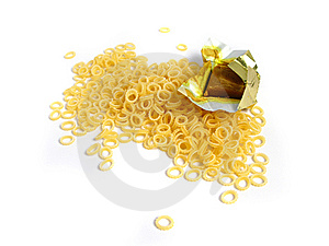 Soup Pasta With Flavor Royalty Free Stock Photography - Image: 5459127
