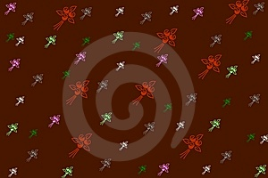 Flowers Background Stock Photos - Image: 5463943