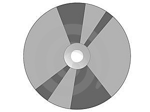 Compact Disk Stock Image - Image: 5465091