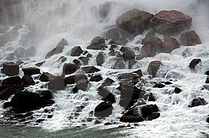 The American Falls Royalty Free Stock Image - Image: 5468386