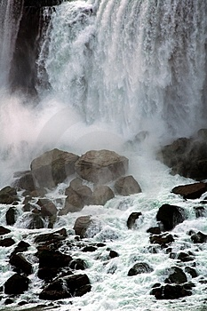 The American Falls Stock Images - Image: 5468394