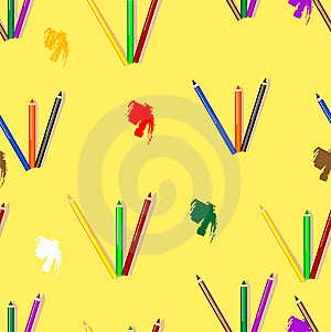 Colored Pencils Stock Image - Image: 5476191
