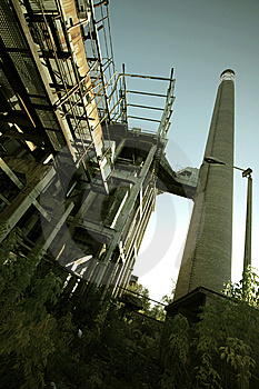 Refinary Royalty Free Stock Images - Image: 5478409