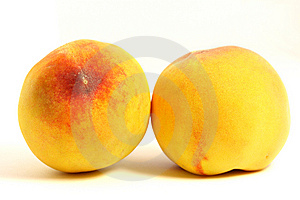 Peaches Stock Images - Image: 5478484