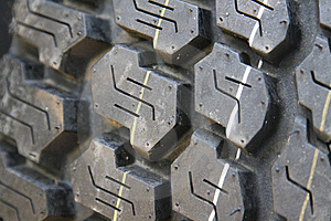 Tire Tread Stock Image - Image: 5479471