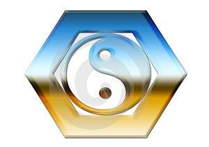 Yin & Yang Stock Images - Image: 5481814