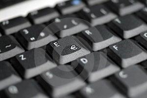 Keys With Euros Stock Photos - Image: 5493053