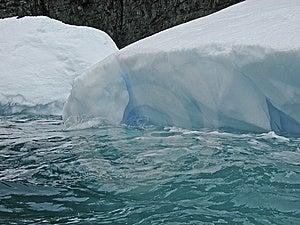 Antarctica Iceberg 2 Stock Images - Image: 5498804
