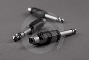 Cable Adapters Stock Image - Image: 556331
