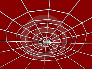 Spider Web Royalty Free Stock Images - Image: 5500799