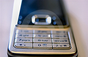 Mobile Phone Royalty Free Stock Images - Image: 5502199
