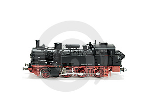 Steam Engine Royalty Free Stock Photos - Image: 5505888