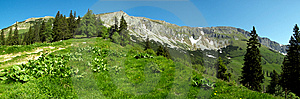 Veitsch Royalty Free Stock Photography - Image: 5506357