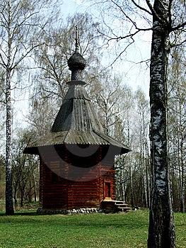 Chapel.. Royalty Free Stock Photos - Image: 5506968