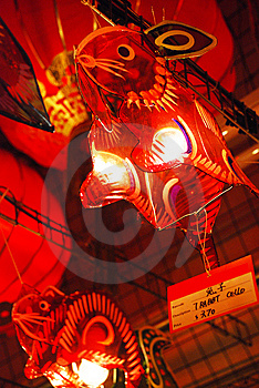 Lanterns 7 Stock Photography - Image: 5509742