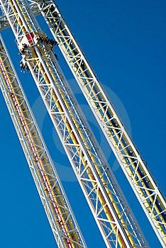 Sky Drop Ride Stock Photos - Image: 5518523