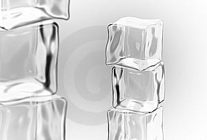 Ice Cubes Stock Photos - Image: 5521583