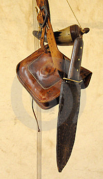 Vintage Trapper Gear Stock Photo - Image: 5529680