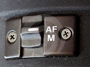 Af Mf Selector Stock Image - Image: 5532631