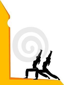 Meditation Yoga Royalty Free Stock Photo - Image: 5533105