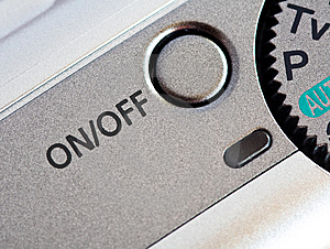 On Off Button Stock Photography - Image: 5533572