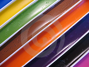The Many-colored Plasticine Royalty Free Stock Image - Image: 5533786