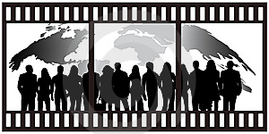 Business film Free Stock Photography