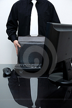Office Stock Photo - Image: 5536460