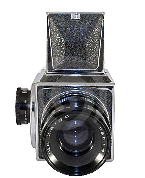 Old Photo Camera Stock Images - Image: 5541374