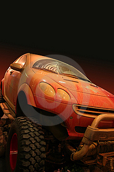 Monster Truck Stock Photos - Image: 5543093