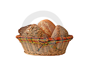 Isolated Bread Stock Photography - Image: 5545242