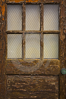 Decrepit Doorway Royalty Free Stock Photo - Image: 5547665