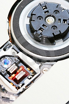 The Dvd-rom Stock Photo - Image: 5552670