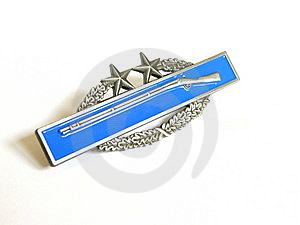 Combat Infantry Badge Stock Images - Image: 5559064