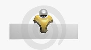 Oggetto Di Logo Fotografia Stock Libera da Diritti - Immagine: 5559677