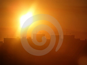 Sunset Stock Photo - Image: 5563540