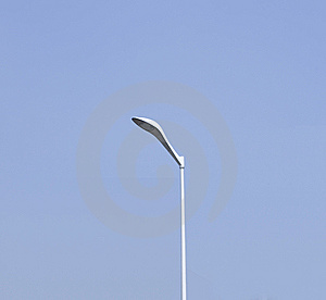 Lamp Of Road Royalty Free Stock Images - Image: 5566219