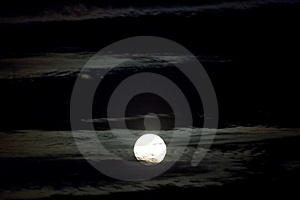 Moon Royalty Free Stock Photography - Image: 5567387