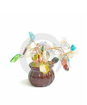 Decorative Object - Rich Tree Concept Stock Photo - Image: 5567970