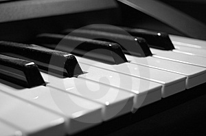 Dusty Piano Stock Photography - Image: 5568672