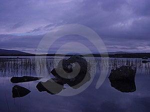 Glencoe Rannoch Moor Stock Image - Image: 5576891