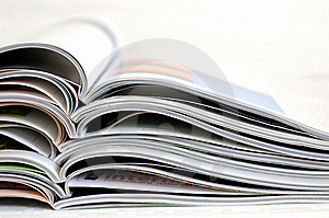 Magazines Free Stock Photography