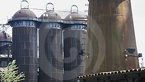 HEAVY INDUSTRY Royalty Free Stock Photography - Image: 5582907